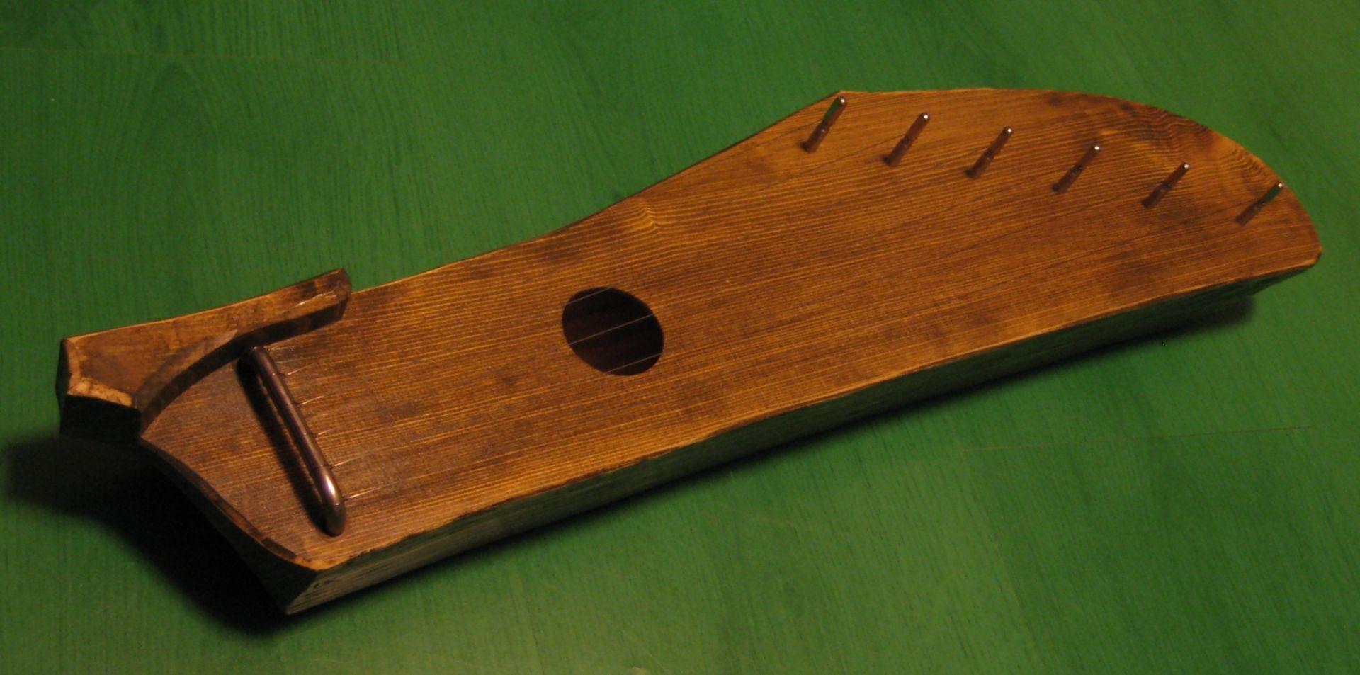 Эстонский музыкальный инструмент - Каннель