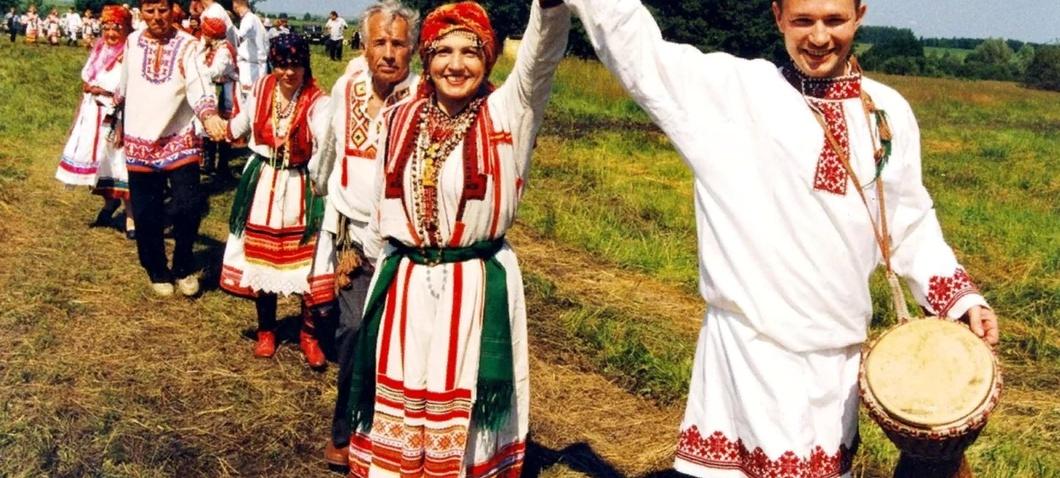 Карелы Тверской губернии.