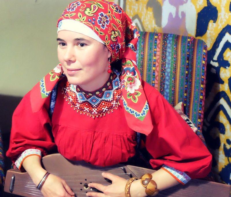 Екатерина Огонькова